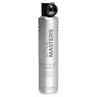 Spray fixation forte Photo Finisher - 500ml - Style Masters - Normaux - Fixant