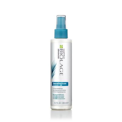 Spray régénérant Pro-Kératine - 200ml - Biolage Advanced, Keratindose - Abîmés et cassants