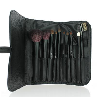 Kit pinceaux maquillage Saba 10 pinceaux
