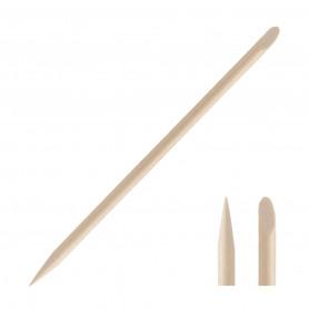 Bâtonnets en bois pour cuticules x10