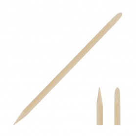 Bâtonnets Manucure Bois 95mm X10 Beautélive