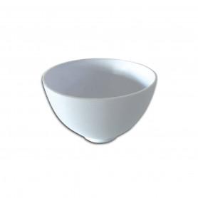Bol souple PVC Blanc 15cm Parisax