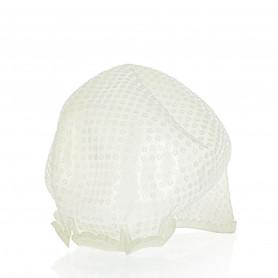 Bonnet à mèches avec crochet