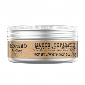 Cire sculptante Matte Separation  - 85ml - Bed Head for Men  - Mat
