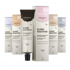 Coloration sans ammoniaque Blonde Beautifier - 60ml - Kinessences - Blonds et décolorés, Gris/blancs