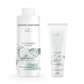 Conditioner lavant pour cheveux ondulés et bouclés - Nutricurls - Bouclés et indisciplinés
