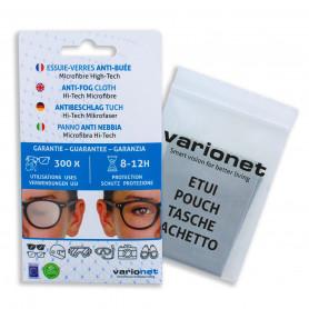 Lingette anti-buée microfibre