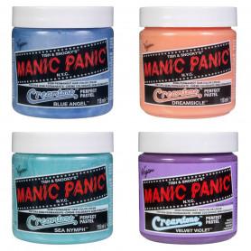 Colorations Semi-Permanentes Pastel