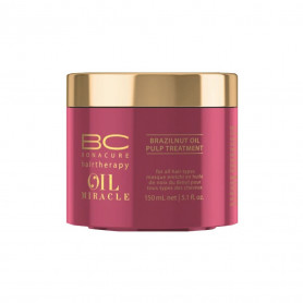 BC OIL MIRACLE BRAZILNUT MASQUE 150ML 2017