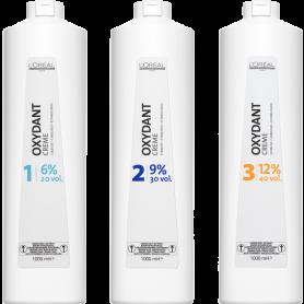 Oxydant crème stabilisé - 1000ml