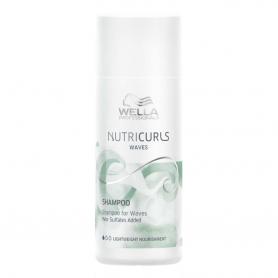 Shampoing pour cheveux bouclés sans sulfates - Nutricurls - Bouclés et indisciplinés