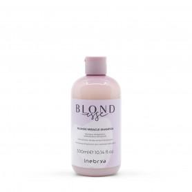 Shampoing Blonde miracle Inebray
