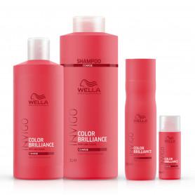 Shampoing protecteur de couleur cheveux épais - Invigo - Colorés et méchés