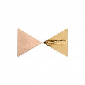 Barrette triangle x2 - Pretty Final Touch