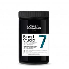 Poudre Déco à l'Argile 7 tons - 500g - Blond Studio