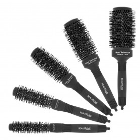 Brosse Brush Céramique ionique Noir