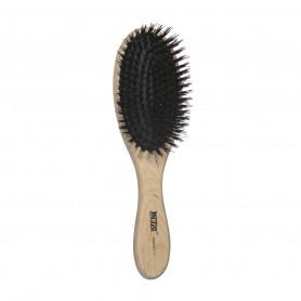 Brosse pneumatique avec poils de sanglier