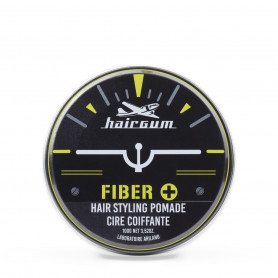 Cire coiffante Fiber + - 100g - Legend Hairgum - Fixant