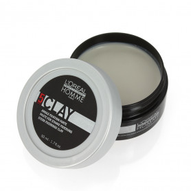 Argile de coiffage Clay Pot - 50ml - Fixant