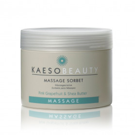 Crème de massage Sorbet pour le corps - 450ml - Relaxer