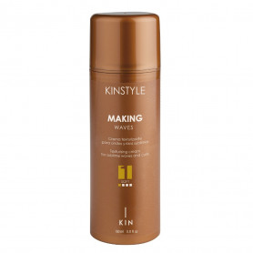 Crème texturisante ondulations sublimes Making Waves - 150ml - Kinstyle - Ondulé