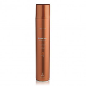 Laque fixation flexible, Essential Hairspray - 500ml - Kinstyle
