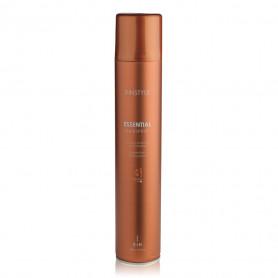 Laque fixation flexible, Essential Hairspray - 500ml - Kinstyle - Fixant