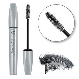 Mascara Lovely cils Waterproof - 130651 - 10ml - Recourbant