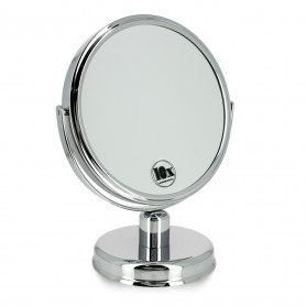 Miroir double face, Grossissant x10