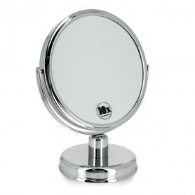Miroir double face, Grossissant x10