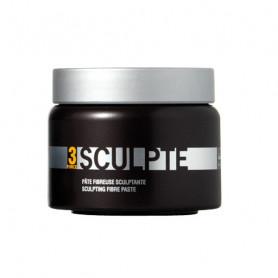 Pâte fibreuse Sculpte - 150ml - L'Oréal Homme - Normaux - Fixant
