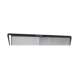 Peigne démêloir à double dent carbone 21,5cm