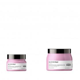 Masque lissage intense - Liss Unlimited - Bouclés