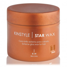 Cire satin fini gloss, Star Wax - 100ml - Kinstyle - Brillant