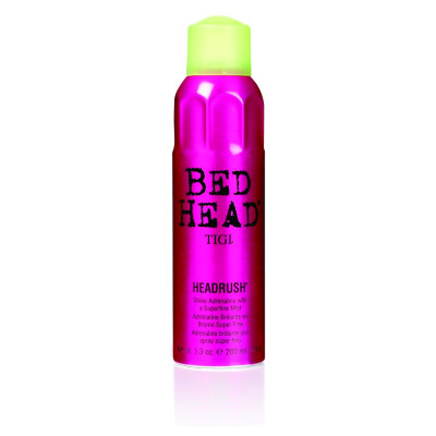 Adrénaline de brillance Headrush - 200ml - Bed Head styling - Brillant