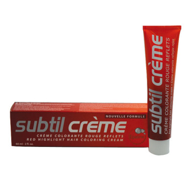 Colorations Les Rouges Reflets - 60ml - Subtil Rouge