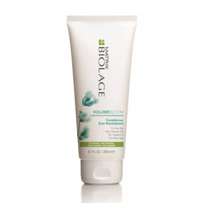 Conditioner volume - 200ml - Biolage, Volumebloom - Fins et Plats