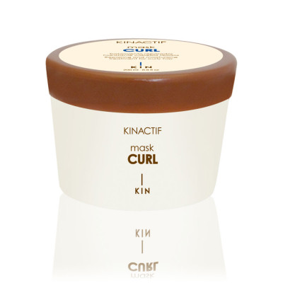 Masque hydratant - 200ml - Curl - Bouclés et indisciplinés