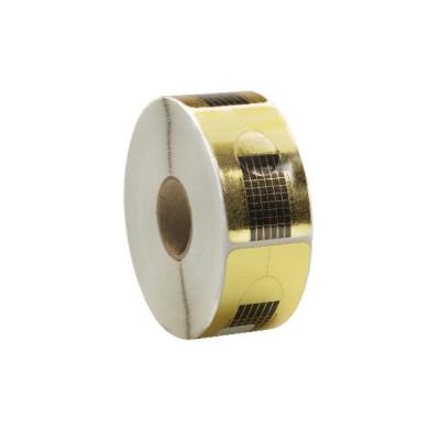 Formes adhésives pour ongles x500