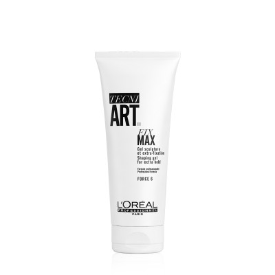 Gel sculpture et extra-fixation Fix Max - 200ml - Tecni Art - Fixant