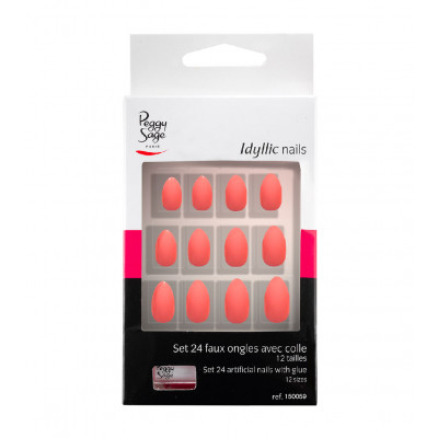 Set faux ongles Idyllic Nails x24 - 2ml