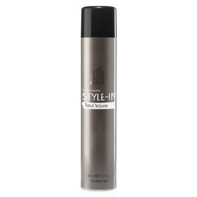 Laque spray volumatrice Total Volume - 500ml - Style-In - Fixant