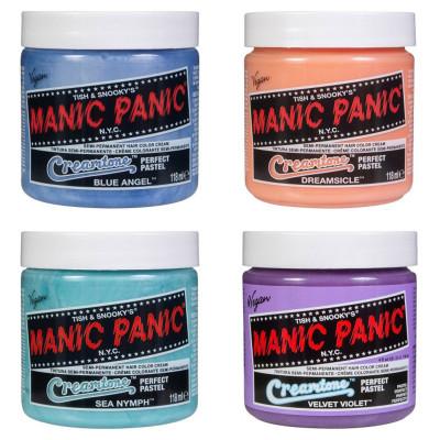 Colorations Semi-Permanentes Pastel - 118ml - Creamtones