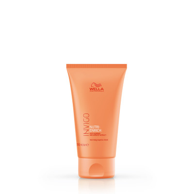 Masque express chauffant Nutri Enrich - 150ml - Invigo - Secs et déshydratés