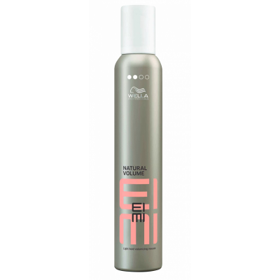 Mousse de coiffage Natural Volume - Eimi - Fixant, Volume
