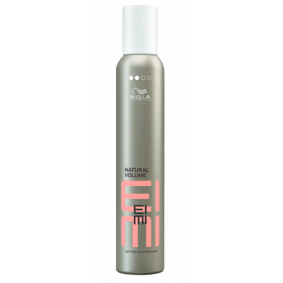 Mousse de coiffage Natural Volume - 300ml - Eimi - Fixant, Volume