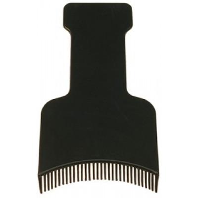 Palette plastique noire