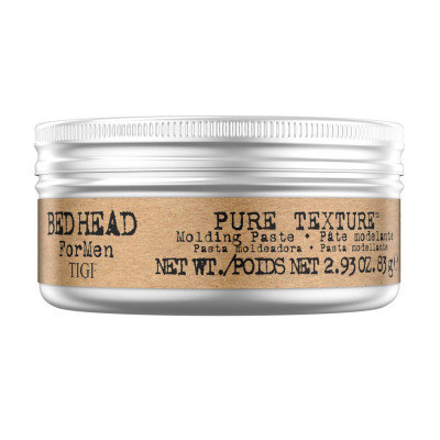 Pâte modelante Pure Texture - 80g - Bed Head for Men - Naturel