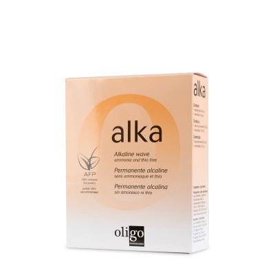 Permanente alcaline pour cheveux naturels et fins - Alka
