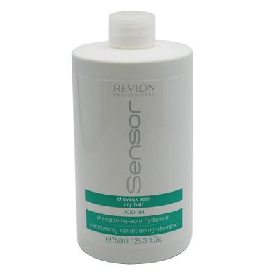 Shampoing cheveux secs - 750ml - Sensor - Secs et déshydratés